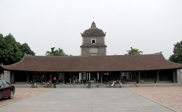 Kiến trúc độc đáo Đình Đình Bảng Bắc Ninh