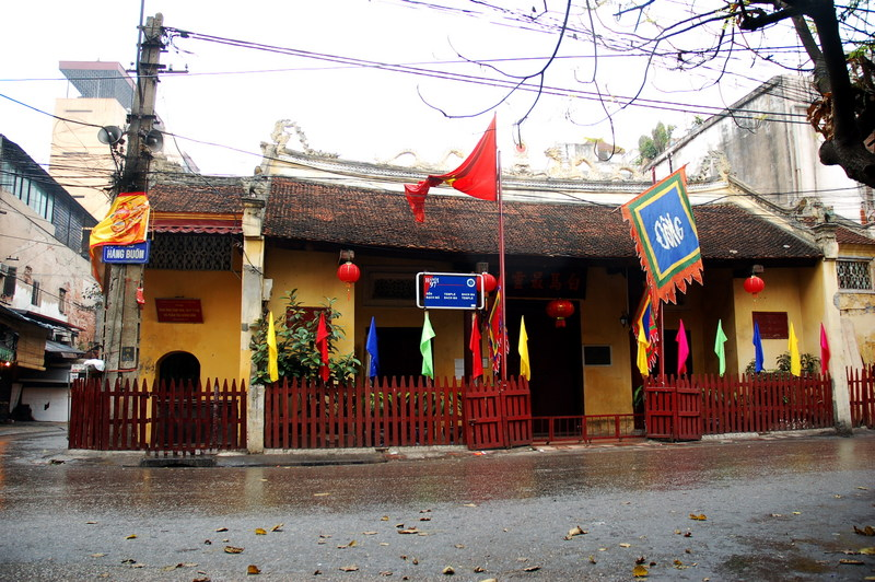 Thăng Long tứ trấn nơi lưu giữ nét cổ xưa của Hà Nội