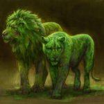 Tranh vẽ động vật tuyệt đẹp của họa sỹ digital art Devin Elle Kurtz